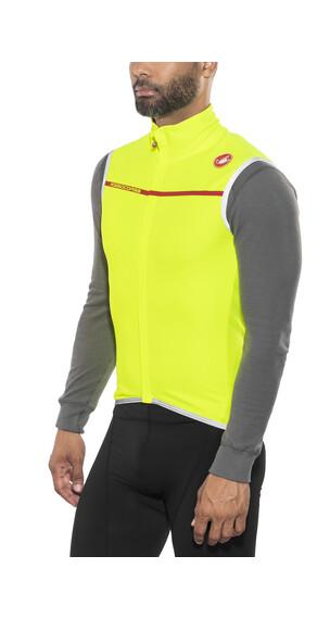Castelli Perfetto Vest Men yellow fuo